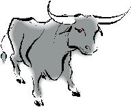 Chinese animal ox (chou) 2012