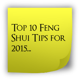 10 of the best tips for feng shui and 2015 for Simple feng shui tips